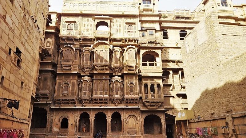 Patwon ko Haveli Jaisalmer