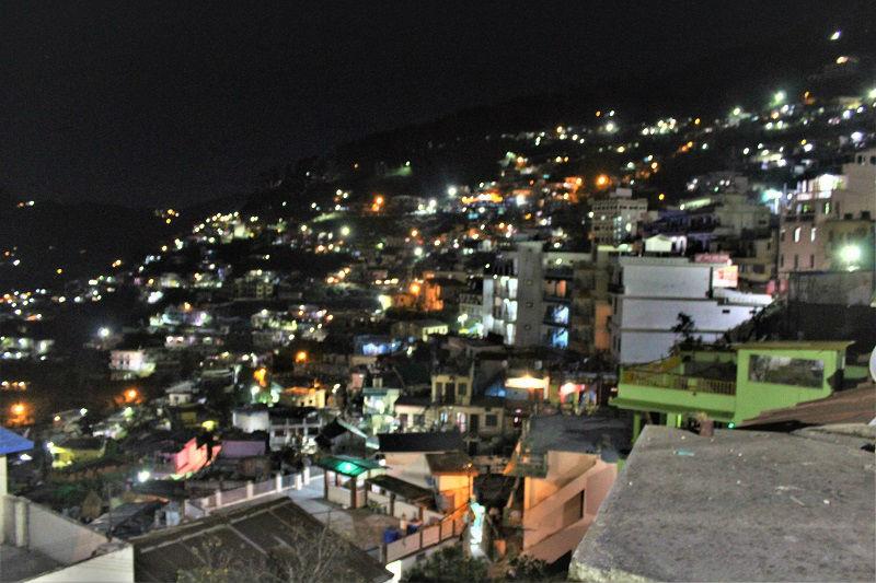 Pauri city Uttarakhand