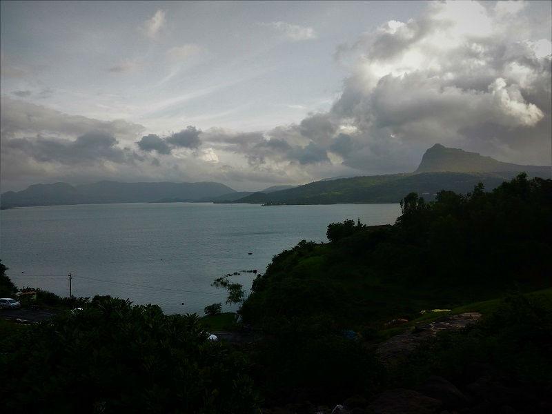 Pawna Dam viewpoint