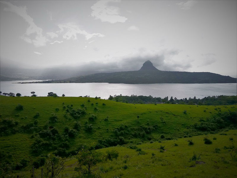 Pawna lake viewpoint