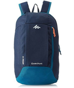 QUECHUA Kids Outdoor Travel Backpack For Hiking Camping