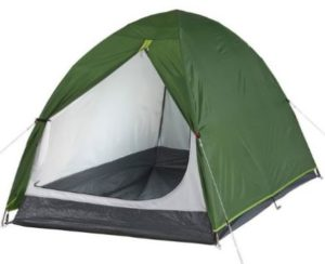 Quechua Arpenaz 2 Tent essential travel items