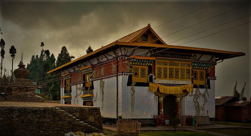 Sanga Choeling Monastery Pelling Sikkim