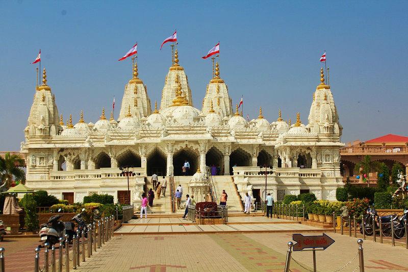 Shree swaminarayan temple Bhuj