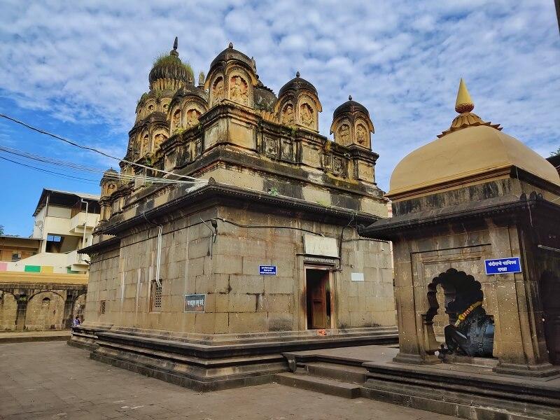Shri Kashi Vishweshwar Mandir Wai