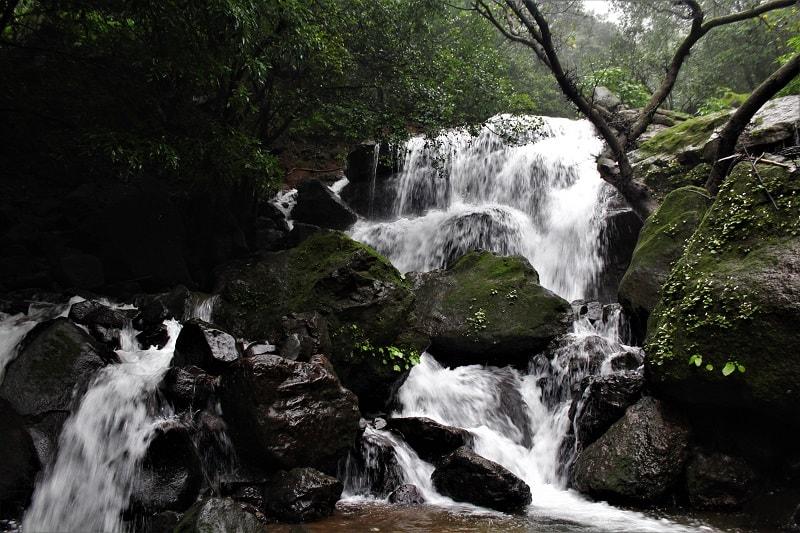 Tamhini waterfall near Pune