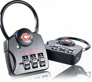 Tarriss TSA Lock with SearchAlert