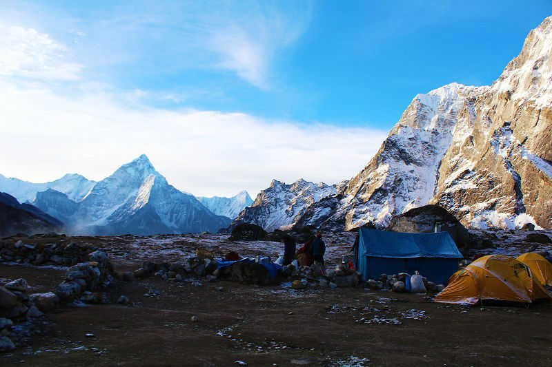 Thagnag Everest Base Camp trek