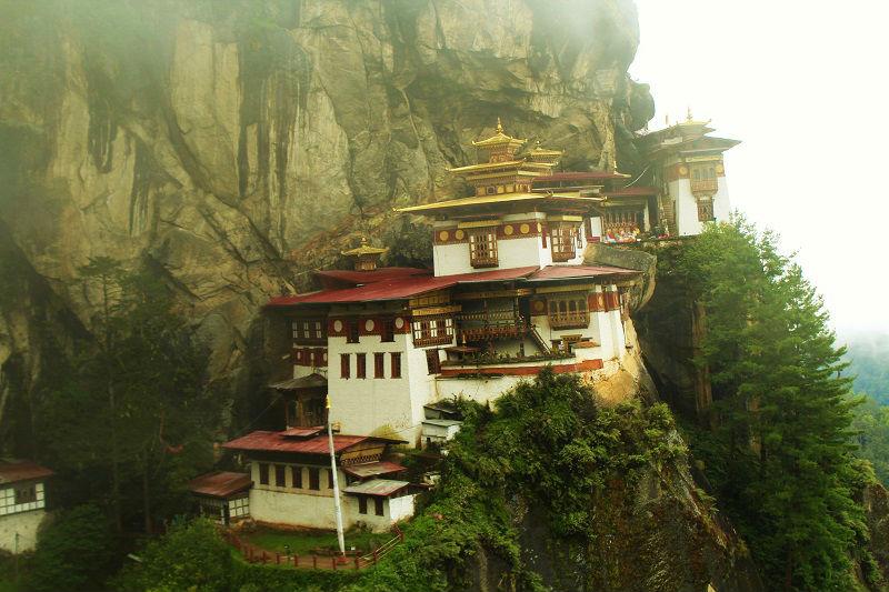 Tiger's Nest Paro Bhutan