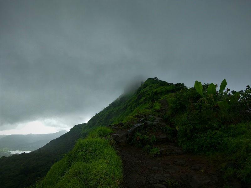 Tikona Fort Trek Pune