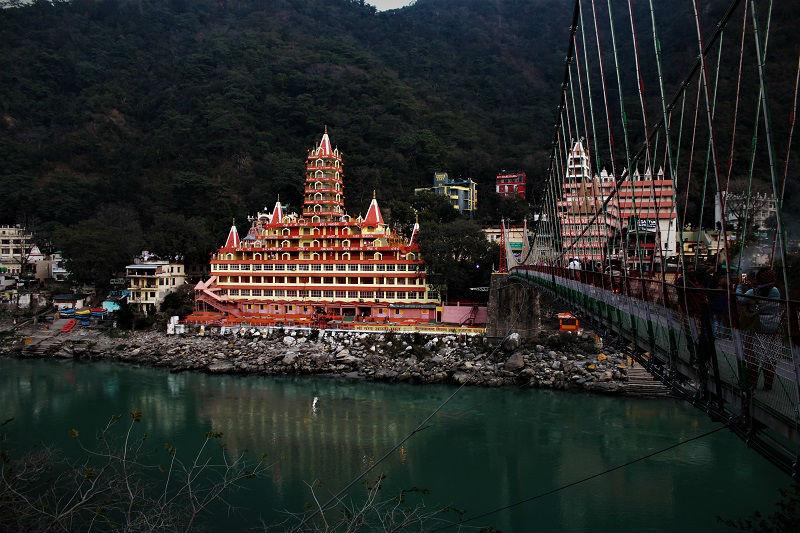 Trayambakeshwar Temple Rishikesh Uttrakhand
