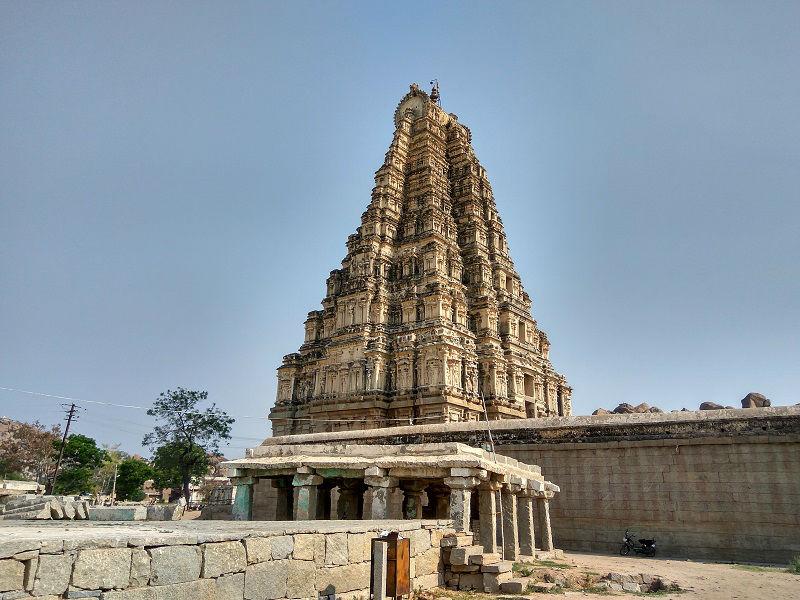Viruspaksha Temple Hampi Karnataka