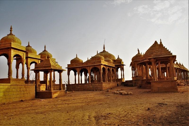 Vyas Chhatri at Jaisalmer