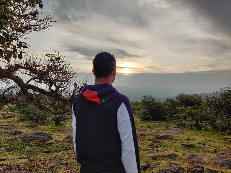 Wilson Point of Sunrise Mahabaleshwar