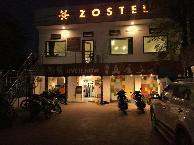 Zostel Rishikesh Uttarakhand