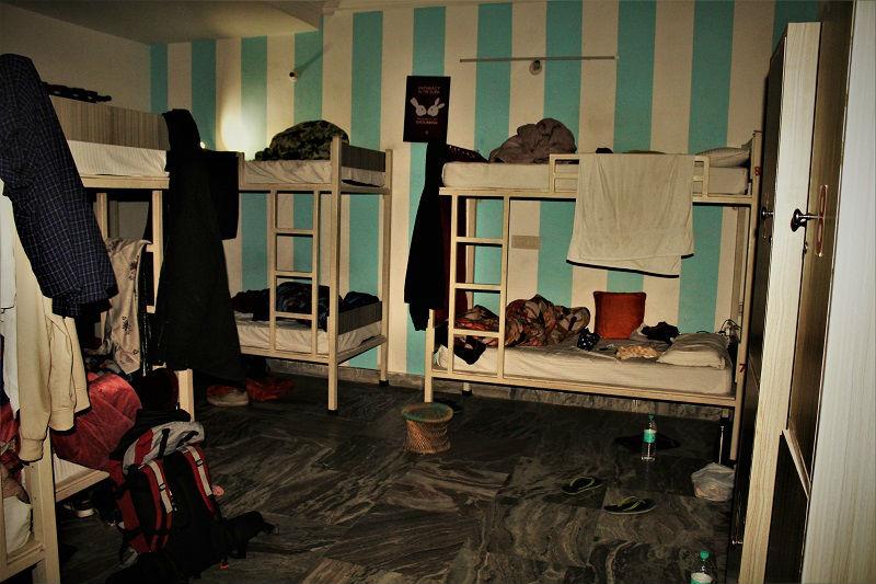 Zostel mixed Dormitory Rishikesh Uttarakhand