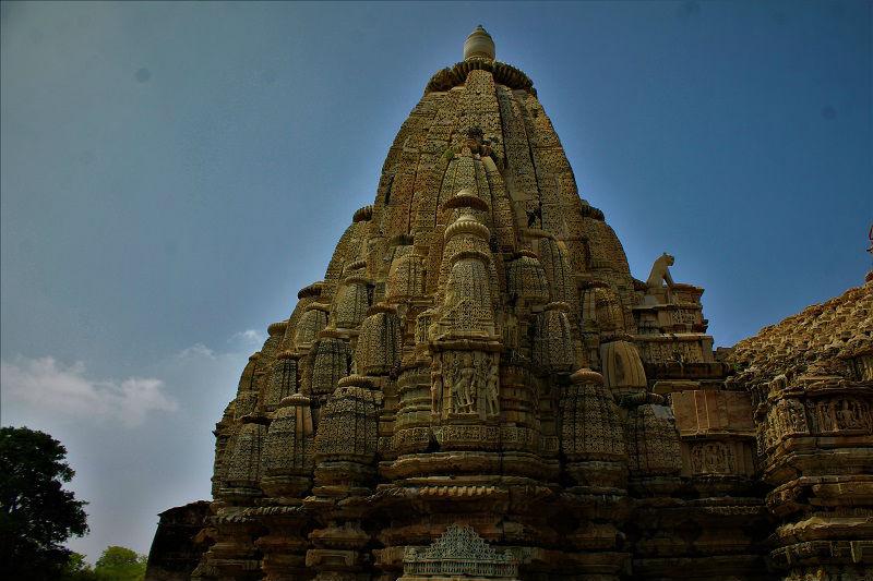 beautiful Carvings Chittorgarh Fort