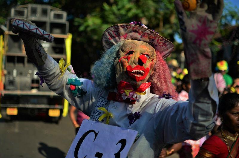 carnival south Goa