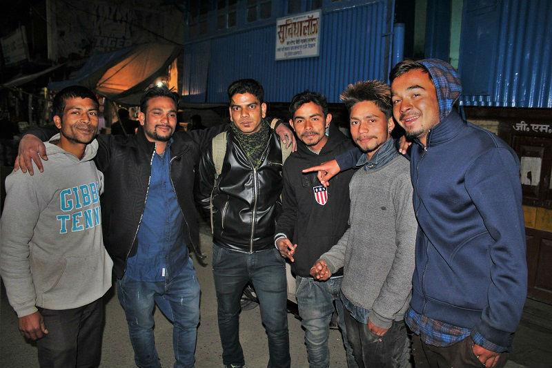 locals at Pauri Uttarakhand