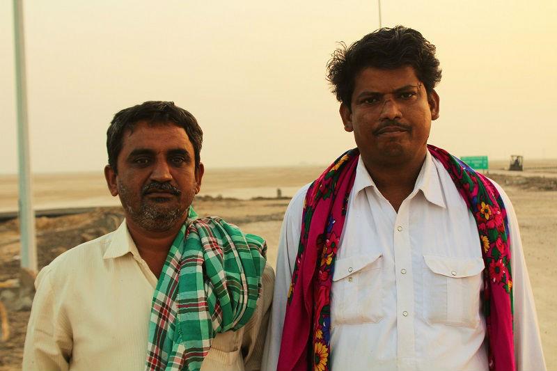 locals rann of kutch gujarat