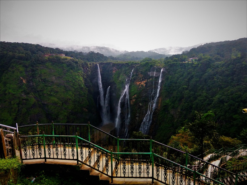 lovely Jog Falls Karnataka