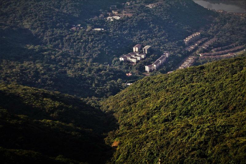 lush green surroundings near Lavasa City