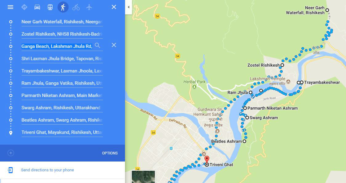 must see places in Rishikesh Uttrakhand