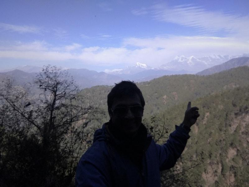 onacheaptrip at Gwaldam Uttrakhand