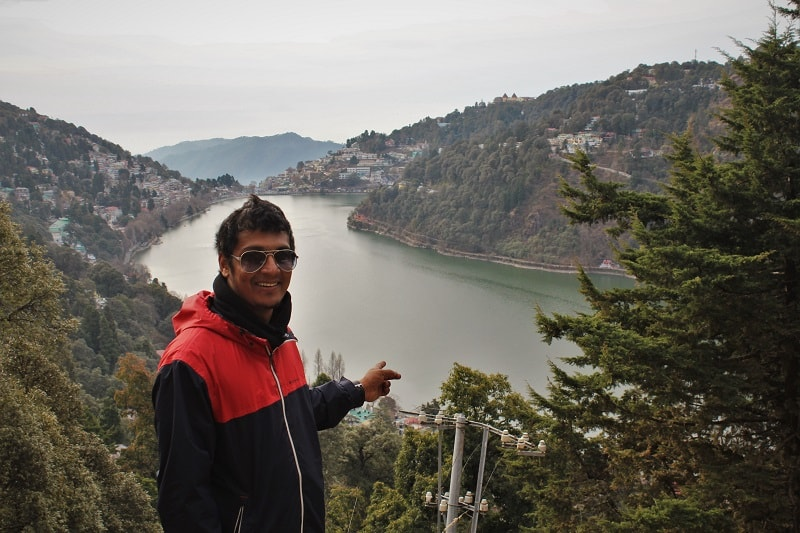 onacheaptrip at Nainital Uttarakhand