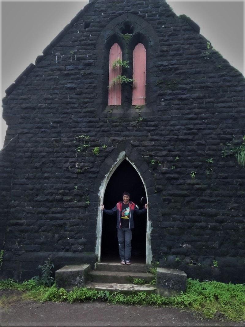 onacheaptrip at Purandar Fort