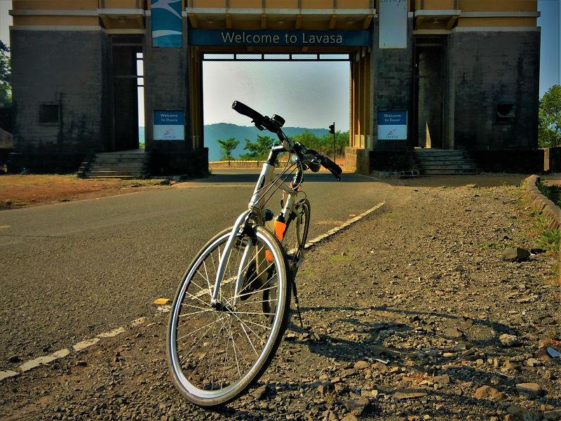 onacheaptrip cycle lavasa city