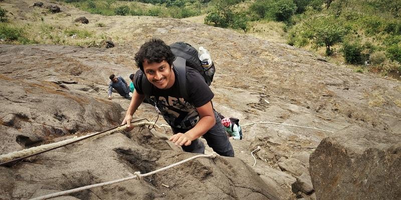 onacheaptrip on Dhak Bahiri Cave trek