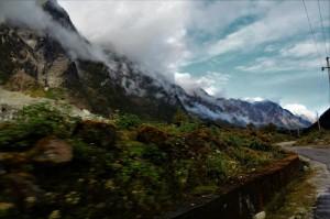 Zero point sikkim route