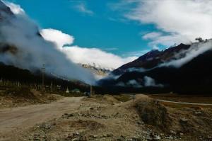yumthang valley Zero point sikkim route