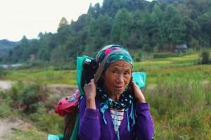 Apatani Women Ziro Valley Arunachal Pradesh