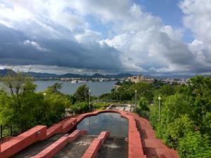 Deendayal Upadhyay Park Udaipur city blog