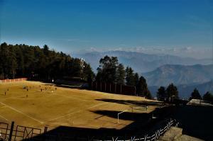 Football Stadium Pauri Uttrakhand