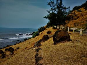 In route Shrivardhan to Diveagar Beach