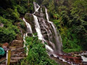 Kanchenjunga waterfall Pelling Sikkim