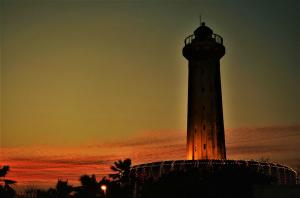 Lighthouse at Puducherry