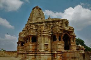 Meera Temple Chittorgarh Fort Rajasthan