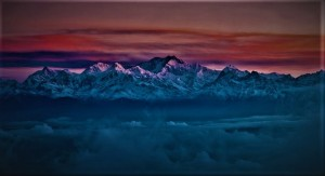 Mt kanchejunga Darjeeling must see places