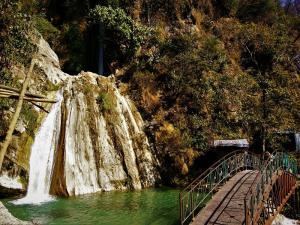 Neer garh Waterfall Rishikesh Uttrakhand