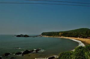 Om Beach at Gokarna Karnataka