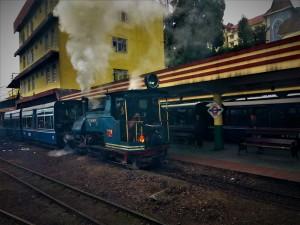 Railway Darjeeling must see places
