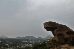 Toad rock Mount Abu Rajasthan