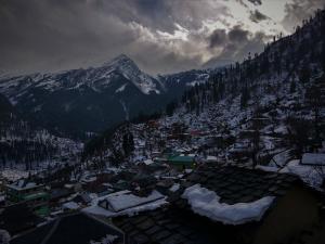 Tosh village  himachal pradesh