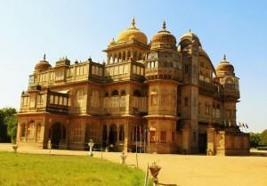Vijay Vilas Palace rann of kutch gujarat trip