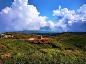 amazing landscape at cherrapunji wettest place on earth