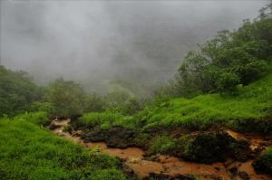 amazing view Rajmachi Fort